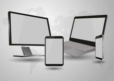 Tech device Royalty Free Stock Photos