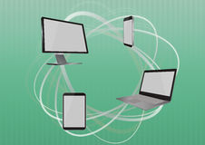 Tech device Stock Photos
