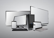 Tech device Royalty Free Stock Images