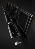 Tech elegance Stock Images