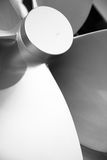 Tech för detalj för fartygpropellernärbild trevlig Arkivbilder