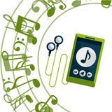 Tech gadgets Royalty Free Stock Photos