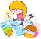 Tech Kids Stock Images