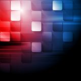 Tech modern bright background Royalty Free Stock Image