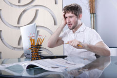 Tech problems Stock Images