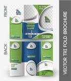 The Tech Shop Tri-Fold Brochure Royalty Free Stock Image