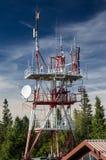 Tech tower Stock Photos