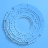 Tech vector design Stock Photography