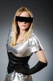 Tech woman Stock Photography