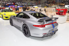 2015 TechArt Porsche 911 Carrera GTS Obrazy Stock