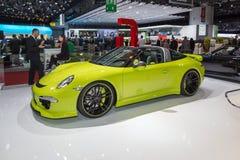 2015 TechArt Porsche 911 Targa 4S Stock Image