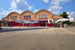 Techink-Museum in Speyer, Deutschland Lizenzfreie Stockfotografie
