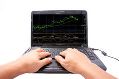 Technical analysis Stock Photos