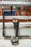 The technical area Stock Photo