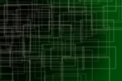 Technical background. Green technical background Royalty Free Stock Image