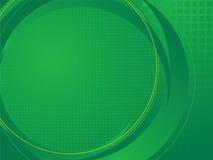 Technical base green Stock Photos