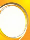 Technical base orange Stock Images
