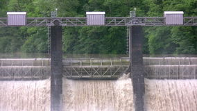 Technical dam Stock Photos