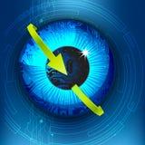 Technical Eye Stock Image