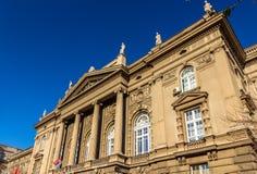 Technical Faculties Building - Belgrade University Stock Photography