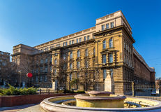 Technical Faculties Building - Belgrade University Royalty Free Stock Photography