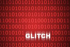 Free Technical Glitch Abstract Background Royalty Free Stock Photography - 5317967