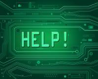 Technical help concept. Stock Photos