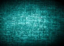 Technical schematic green background. Technical concept Royalty Free Stock Photography