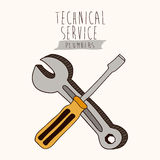 Technical service Stock Image