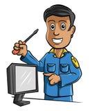 Technical Service. Eps 10  illustration Design Royalty Free Stock Image