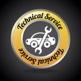 Technical service Royalty Free Stock Photos