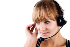 Technical Support Royalty Free Stock Photo