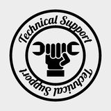 Technical support Stock Photography