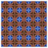 technich del abstrack dal fiore Fotografia Stock