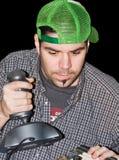 IT technician Stock Photography