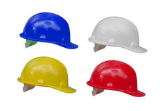 Technician hats Royalty Free Stock Images