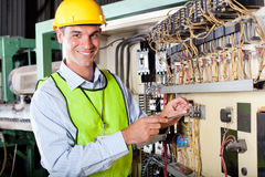 Free Technician Repairing Machine Stock Images - 22986694
