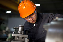 Technician at work Stock Photos