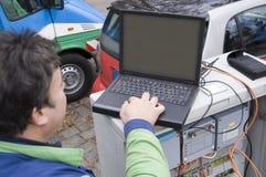 Technicien #2 Photos libres de droits