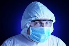 Technicien de laboratoire Photo libre de droits