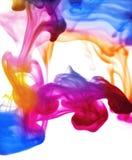 Technicolour-Dunst Lizenzfreies Stockbild