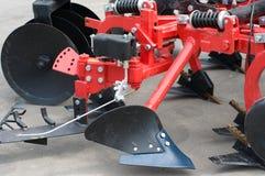 Technics for soil processing. Stock Photo
