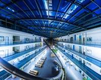 Techniczna Uniwersytecka Monachium Niemcy edukaci informacja Comput Obraz Royalty Free