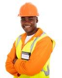 Techniczne pracownik ręki krzyżować Obraz Stock