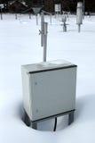 Techniczny metalu pudełko Obraz Stock