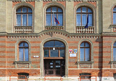 Techniekschool Bratislava Stock Foto