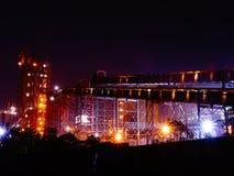 Technik-Park, schweres Industriegebiet, Hathkhoj, Bhilai Chhattishgarh stockfotos