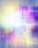 Technika Binarny abstrakt Obrazy Royalty Free