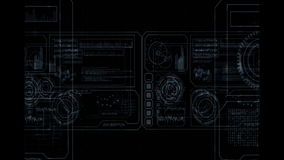 Technika komputeru panel zdjęcie wideo
