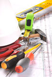 Technikausrüstung lizenzfreies stockfoto